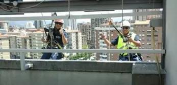 Trabajos verticales y en altura